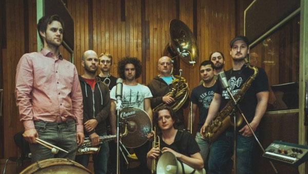 Hackney-Colliery-Band