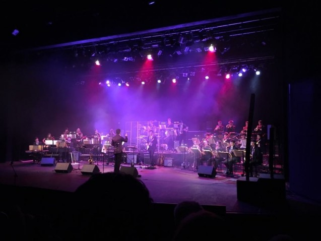 RNCM - concert picture 1