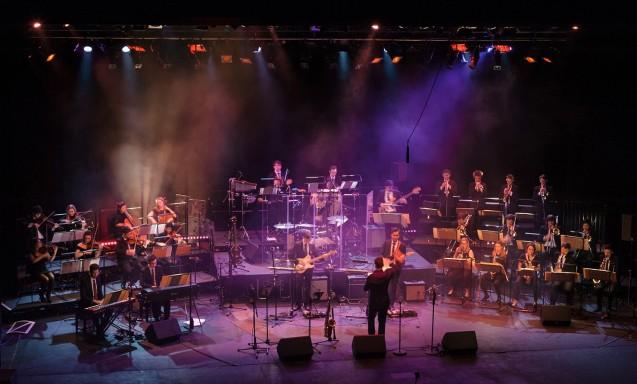 RNCM concert - Stef conducting