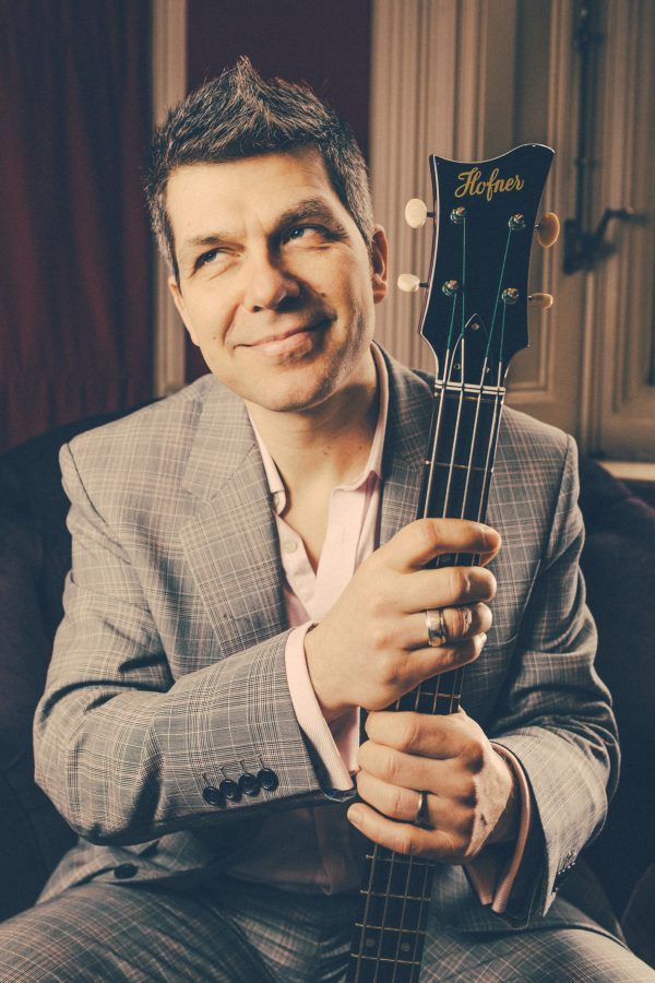 Stefan Redtenbacher / Hofner guitars / Haslemere