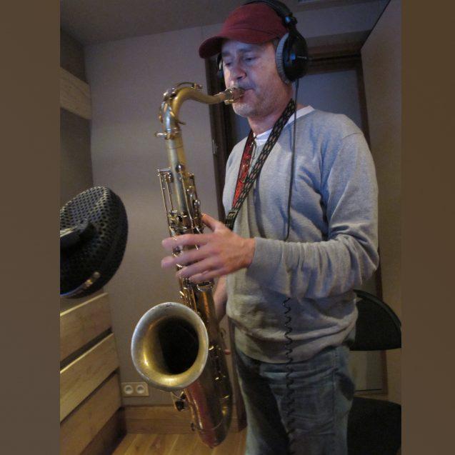 Rick Margitza - tenor saxophone